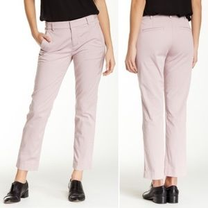 Vince - Size 8 - Women's Ankle Cropped Lilac Pant